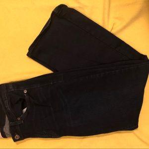 Levi 529 Curvy Boot Cut jeans
